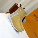 Louis Vuitton AFTERGAME SNEAKER BOOT LV897SY yellow HN01364