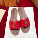 Louis Vuitton lady slippers LV884LD red HN02904