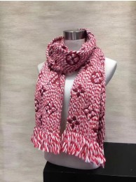 2017 top quality louis vuitton scarf 7758 red Scarf HN02166
