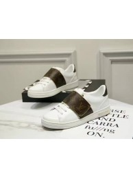 Fake High Quality Louis Vuitton lady Casual shoes LV581SY white Shoes HN03358