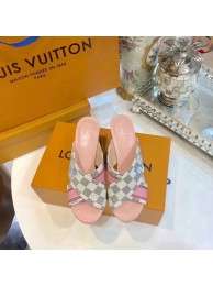 Fake Louis Vuitton lady slippers LV845SY HN03474
